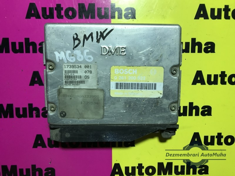 Calculator ecu 13667702 BMW 0 261 200 522
